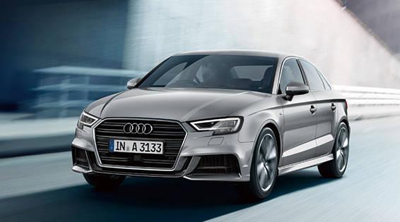 「Audi A3 Sedan」