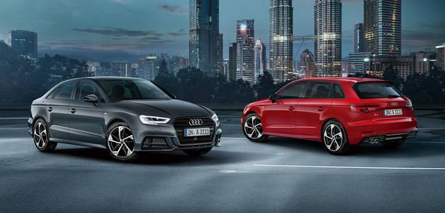 限定モデル Audi A3 S line black stylingを発売 | Audi Japan Press Center - アウディ (63986)