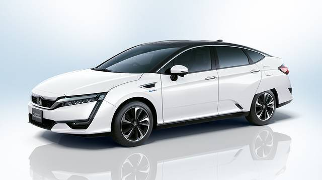 デザイン・カラー|スタイリング|クラリティ FUEL CELL|Honda (64950)