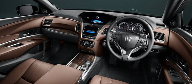 デザイン・カラー|インテリア|レジェンド|Honda (65058)