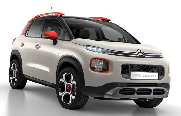 モデル一覧:Citroën C3 Aircross Compact SUV:シトロエン公式サイト - Citroën Japon (65188)