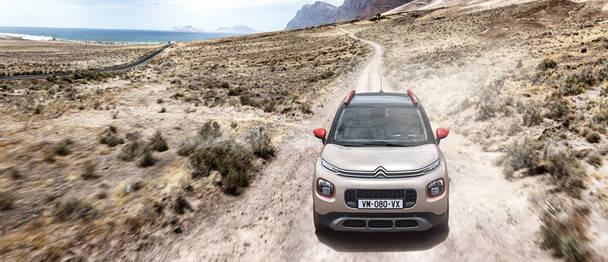 モデル一覧:Citroën C3 Aircross Compact SUV:シトロエン公式サイト - Citroën Japon (65199)