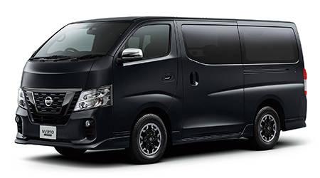 日産自動車、「NV350キャラバン」の特別仕様車「プレミアムGX アーバンクロム」を発売 (65304)
