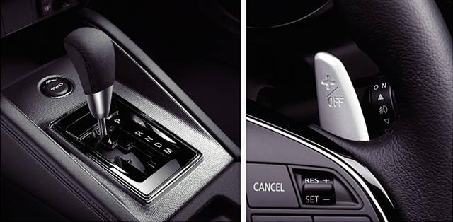 走行性能 | 性能・特長 | RVR | 乗用車 | カーラインアップ | MITSUBISHI MOTORS JAPAN (65347)
