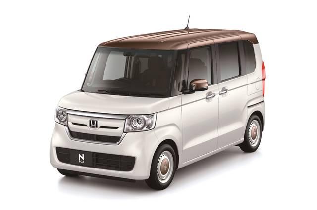 Honda Media Website|4輪製品リリース画像 -  『「N-BOX」に特別仕様車「COPPER BROWN STYLE」を設定し発売』 (65417)