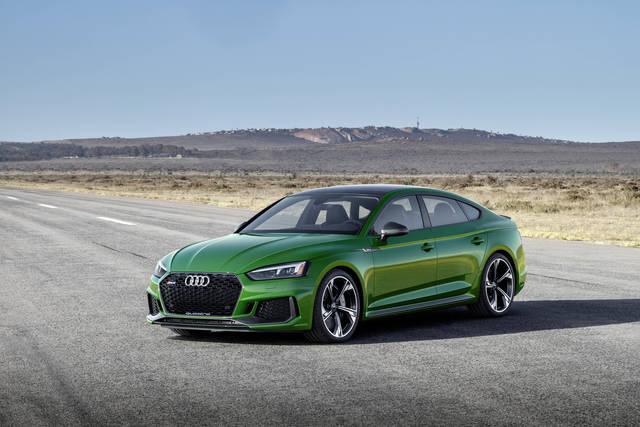 新型Audi RS 5 Sportbackを発売 | Audi Japan Press Center - アウディ (65526)