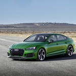 アウディの新型「RS 5 Sportback」登場!最新のRSモデルとしての仕上がりは!?