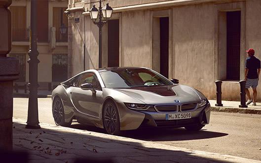 BMW i8 クーペ デザイン | BMW i スペシャルサイト (65545)