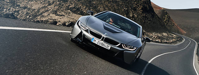 BMW i8 クーペ パワー | BMW i スペシャルサイト (65554)