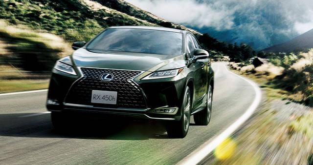 LEXUS、「RX」をマイナーチェンジ | レクサス | グローバルニュースルーム | トヨタ自動車株式会社 公式企業サイト (65642)