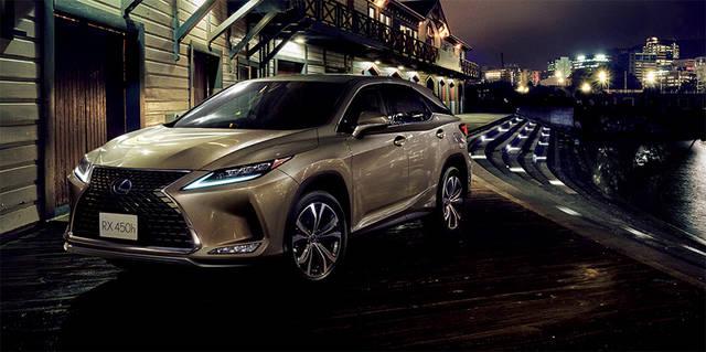 LEXUS、「RX」をマイナーチェンジ | レクサス | グローバルニュースルーム | トヨタ自動車株式会社 公式企業サイト (65646)