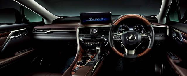 LEXUS、「RX」をマイナーチェンジ | レクサス | グローバルニュースルーム | トヨタ自動車株式会社 公式企業サイト (65649)