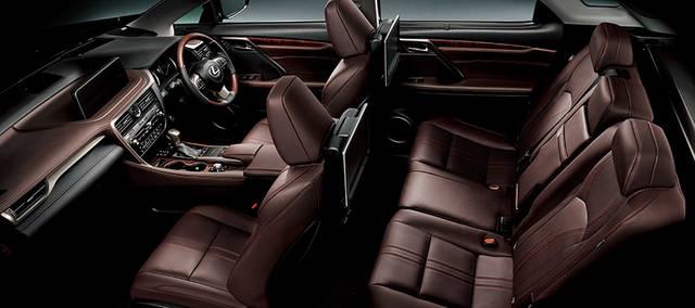 LEXUS、「RX」をマイナーチェンジ | レクサス | グローバルニュースルーム | トヨタ自動車株式会社 公式企業サイト (65650)
