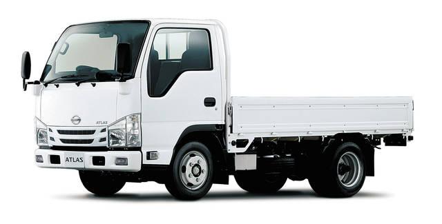 日産自動車、「アトラス ディーゼル(1.55t)」を発表・発売 (65821)