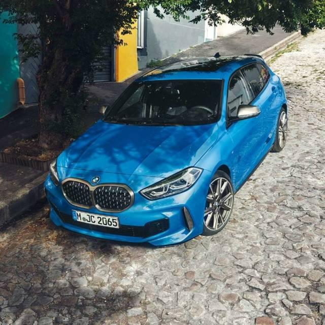 【公式】BMW 1シリーズ ❘ モデル紹介 (66100)