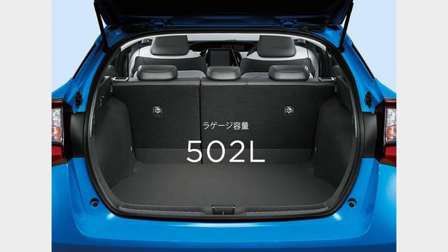 トヨタ プリウス | ユーティリティ | トヨタ自動車WEBサイト (66131)