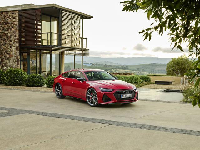 ハイパフォーマンスと、革新的なデザイン 新型Audi RS 7 Sportback | Audi Japan Press Center - アウディ (66186)