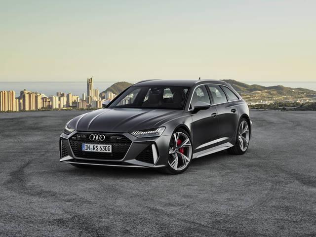 第4世代に進化したRSのアイコンモデル:新型Audi RS 6 Avant | Audi Japan Press Center - アウディ (66347)