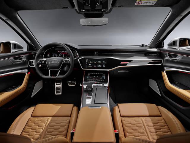 第4世代に進化したRSのアイコンモデル:新型Audi RS 6 Avant | Audi Japan Press Center - アウディ (66351)