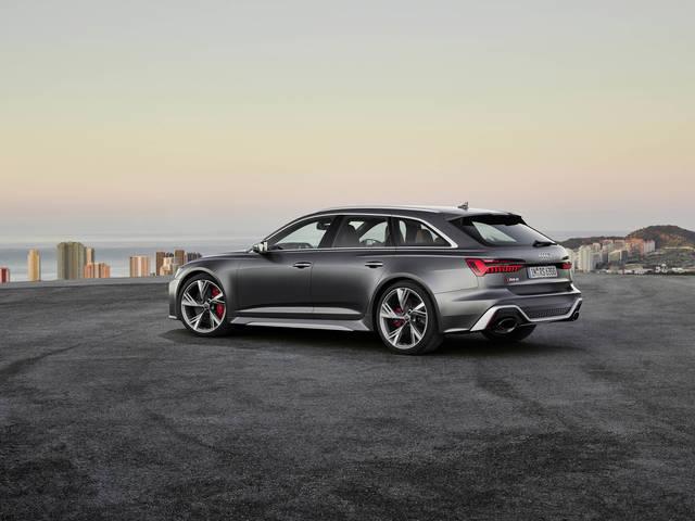 第4世代に進化したRSのアイコンモデル:新型Audi RS 6 Avant | Audi Japan Press Center - アウディ (66354)