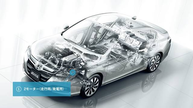 SPORT HYBRID i-MMD | Hondaのパワートレーン技術 | テクノロジー図鑑 | Honda (66547)