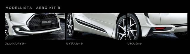 モデリスタ・AERO KIT B