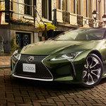 レクサスが「LC」と「IS」に特別仕様車を設定し、10月1日に発売!
