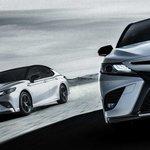 トヨタが上級セダン「カムリ」を一部改良して発売!
