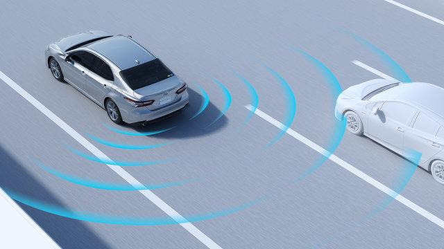 トヨタ カムリ | 安全性能 | トヨタ自動車WEBサイト (67064)