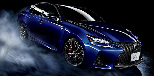 LEXUS、「GS F」を一部改良   レクサス   グローバルニュースルーム   トヨタ自動車株式会社 公式企業サイト (67081)