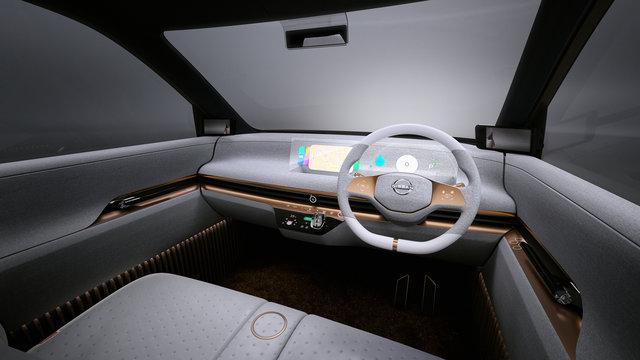日産自動車、「ニッサン IMk」を世界初公開 ~ 「ニッサン インテリジェント モビリティ」の将来を現すEVシティコミューター~ (67120)