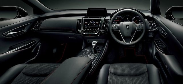 TOYOTA、クラウンに上質さとスポーティさを高めた特別仕様車を設定 | トヨタ | グローバルニュースルーム | トヨタ自動車株式会社 公式企業サイト (67237)