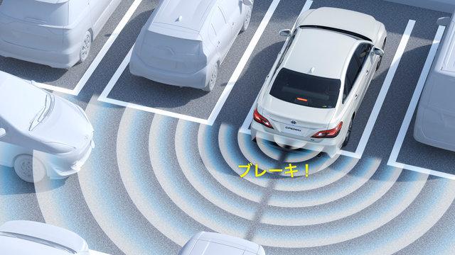 トヨタ クラウン | 安全性能 | トヨタ自動車WEBサイト (67243)