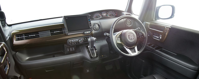 デザイン・カラー|インテリア|N-BOX|Honda (67286)