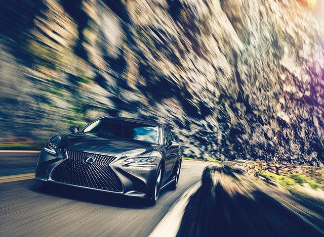 LEXUS、「LS」を一部改良 | レクサス | グローバルニュースルーム | トヨタ自動車株式会社 公式企業サイト (67294)