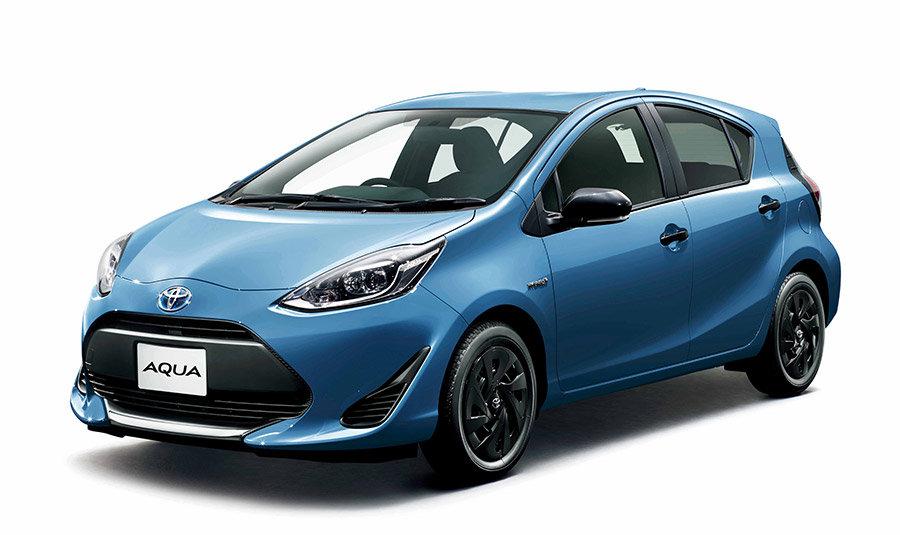 トヨタが、コンパクトカー4車種にアウトドアの雰囲気に合う特別仕様車を設定!