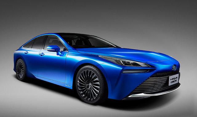 TOYOTA、東京モーターショー FUTURE EXPOにて「MIRAI Concept」を初公開 | トヨタ | グローバルニュースルーム | トヨタ自動車株式会社 公式企業サイト (67686)