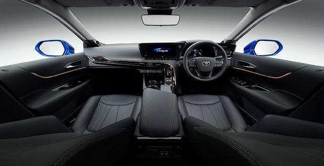 TOYOTA、東京モーターショー FUTURE EXPOにて「MIRAI Concept」を初公開 | トヨタ | グローバルニュースルーム | トヨタ自動車株式会社 公式企業サイト (67691)
