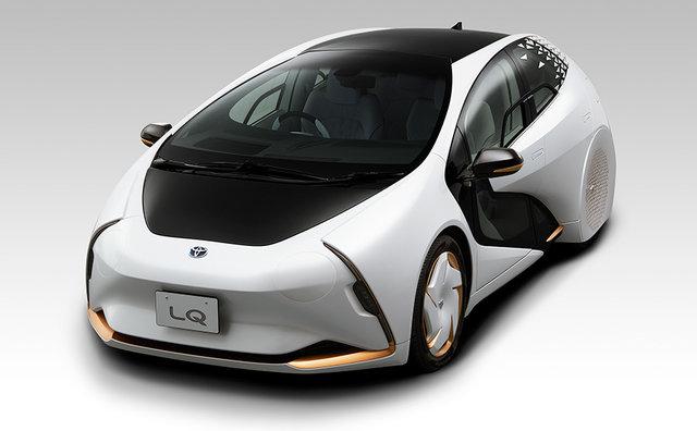 トヨタ自動車、「新しい時代の愛車」を具現化した「LQ」を公表 | コーポレート | グローバルニュースルーム | トヨタ自動車株式会社 公式企業サイト (67704)