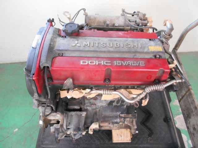 MITSUBISHI LANCER EVO 5 CP9A 4G63 ENGINE - JDMDistro - Buy JDM Parts Online Worldwide Shipping (67874)