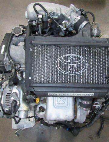 JDM Toyota 3S-GTE Engine Turbo Caldina 3S MR2 Celica ST215 MR2 Celica | Top Tier JapanTop Tier Japan (67889)
