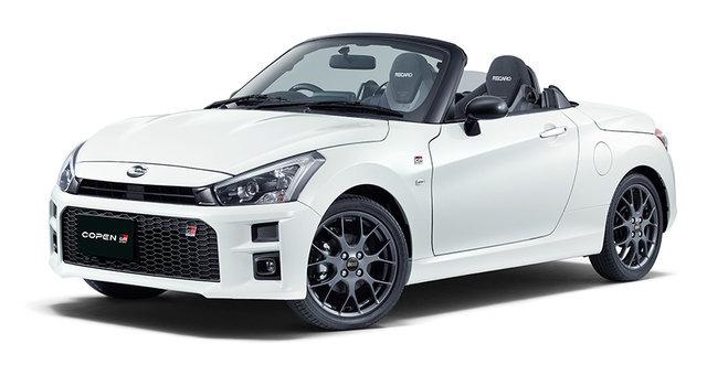 TOYOTA、新型軽オープンスポーツカー コペン GR SPORTを発売 | トヨタ | グローバルニュースルーム | トヨタ自動車株式会社 公式企業サイト (67944)