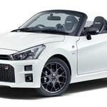 トヨタが新型軽オープンスポーツカーである「コペン GR SPORT」を発売!