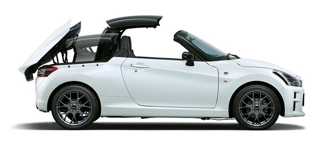 TOYOTA、新型軽オープンスポーツカー コペン GR SPORTを発売 | トヨタ | グローバルニュースルーム | トヨタ自動車株式会社 公式企業サイト (67950)