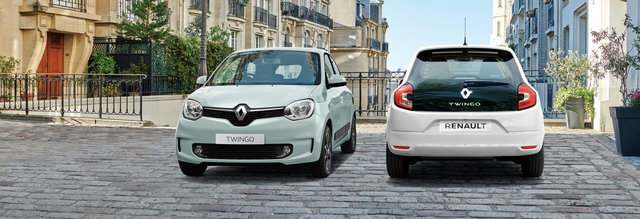 Renault Japon|TWINGO PARIS (68452)
