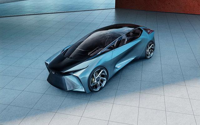 LEXUS、東京モーターショーで次世代電動化ビジョン「Lexus Electrified」を発表 | レクサス | グローバルニュースルーム | トヨタ自動車株式会社 公式企業サイト (68460)