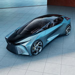 レクサスが、電動化ビジョンを象徴するコンセプトカー「LF-30 Electrified」を世界初公開!