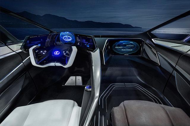 LEXUS、東京モーターショーで次世代電動化ビジョン「Lexus Electrified」を発表 | レクサス | グローバルニュースルーム | トヨタ自動車株式会社 公式企業サイト (68461)