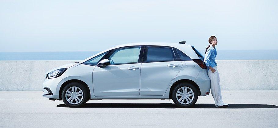 ホンダが新型「フィット」を第46回東京モーターショー2019で世界初公開!