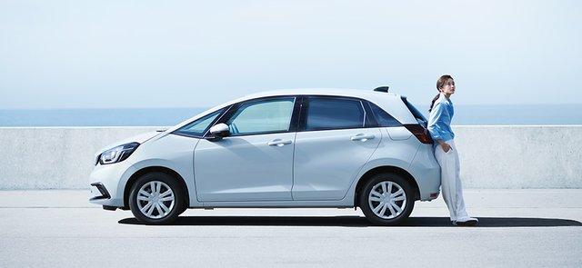 Honda | 新型「FIT」を「第46回東京モーターショー2019」で世界初公開 (68676)